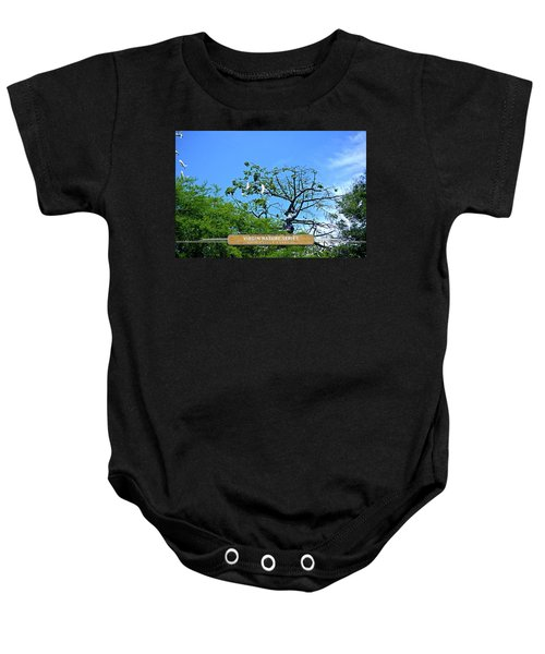 Ibis Risen - Virgin Nature Series Baby Onesie