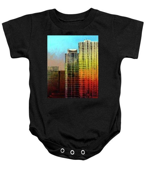 It Takes A Rainbow Baby Onesie
