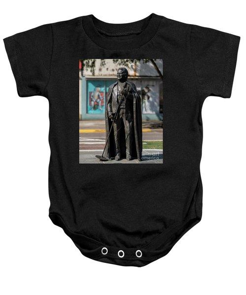 James Brown Statue - Augusta Ga 2 Baby Onesie