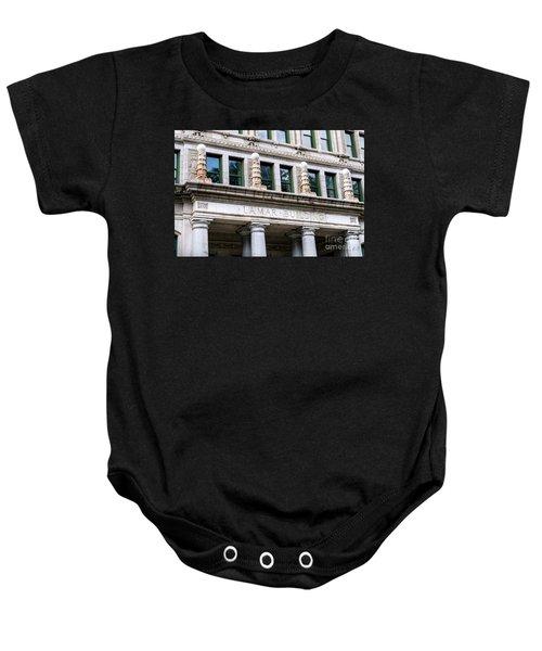 Lamar Building - Augusta Ga Baby Onesie