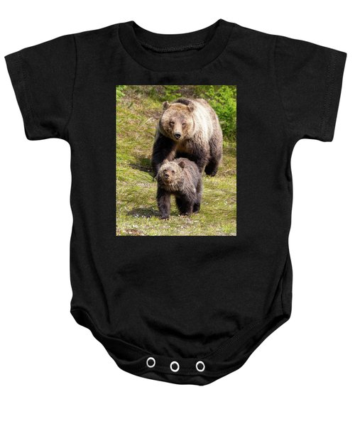 Lead The Way Baby Onesie