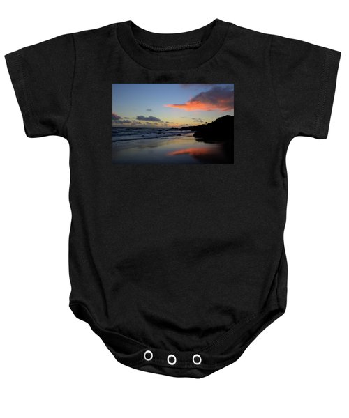Leo Carrillo Sunset II Baby Onesie