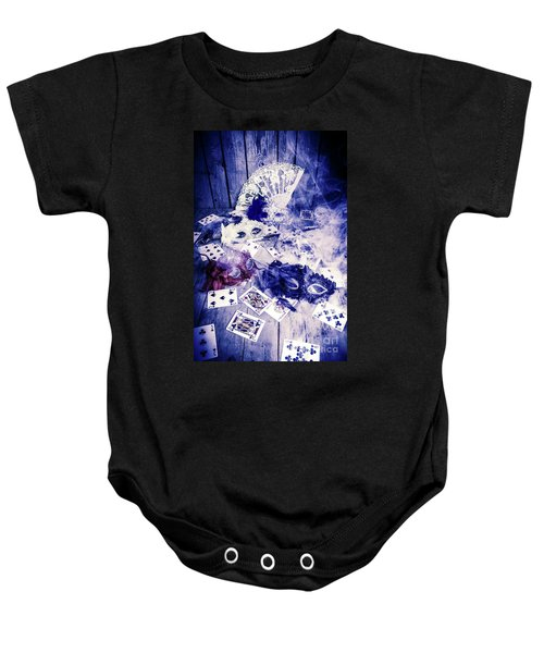Make Out Like A Bandit Baby Onesie