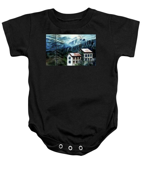 Manali 1 Himalaya Baby Onesie