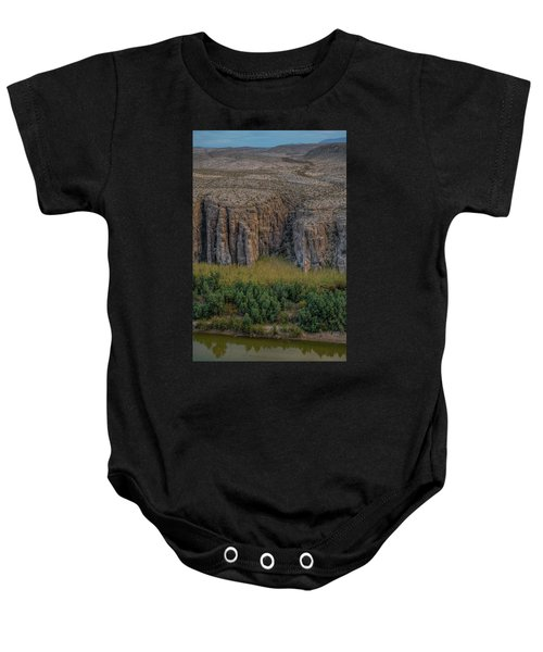 Mexican Box Canyon Baby Onesie