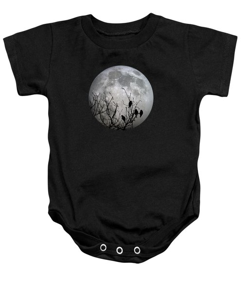 Midnight Moonshiners  Baby Onesie