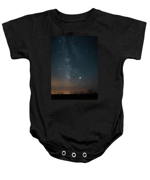 Milky Mesa Baby Onesie