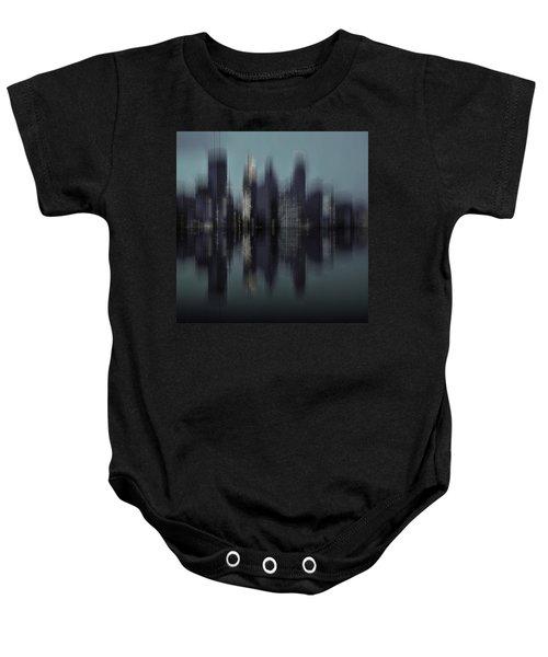 Minneapolis 1 Baby Onesie