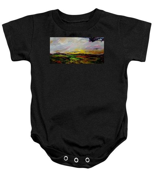 Montana Summer Storms        5519 Baby Onesie