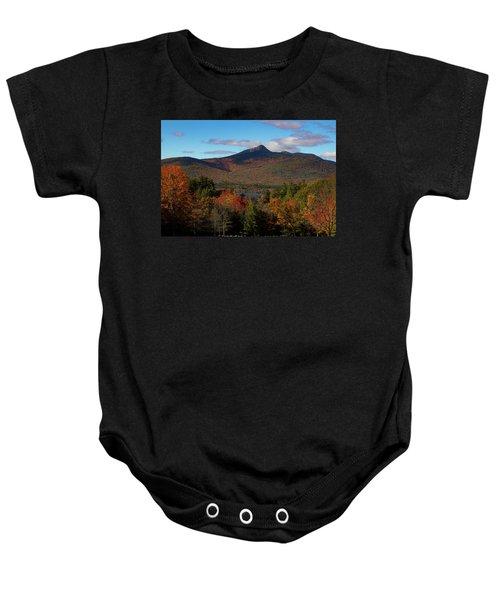 Mount Chocorua New Hampshire Baby Onesie