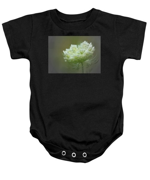 Nature's Lace Baby Onesie