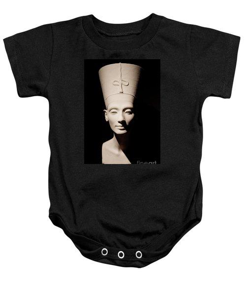 Nefertiti Baby Onesie