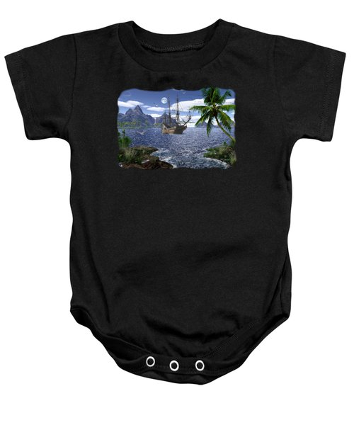 New Worlds Baby Onesie