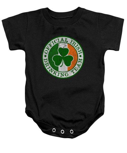 Official Irish Drinking Team Baby Onesie