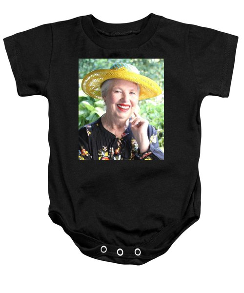 Oil Painting Of Mother Baby Onesie