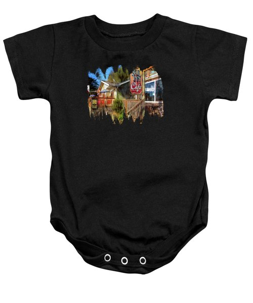 On The Bayfront Baby Onesie