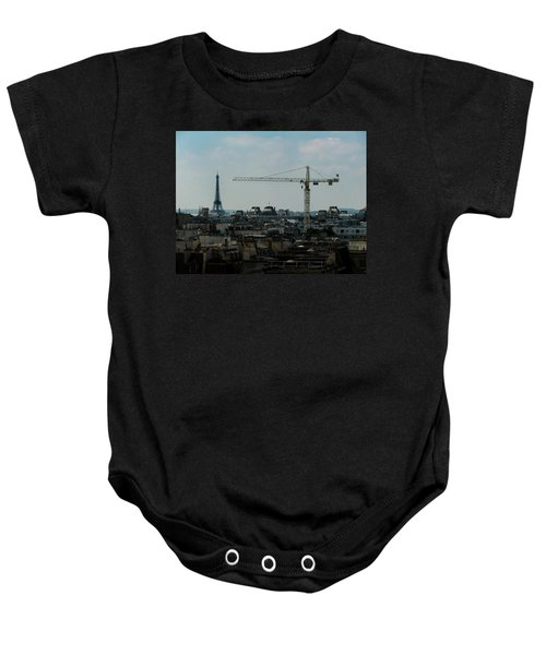 Paris Towers Baby Onesie