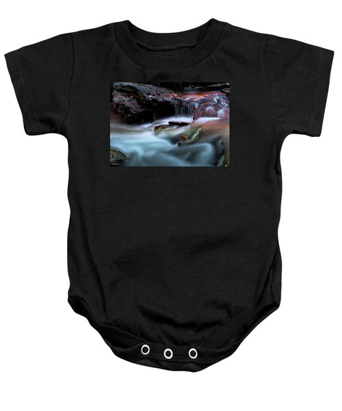 Passion Of Water Baby Onesie