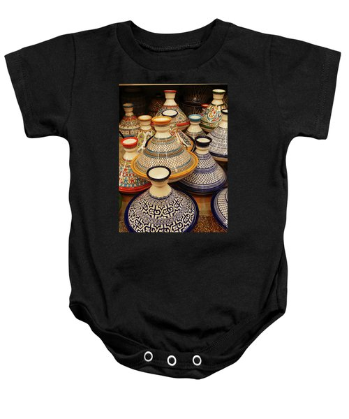 Porcelain Tagine Cookers  Baby Onesie