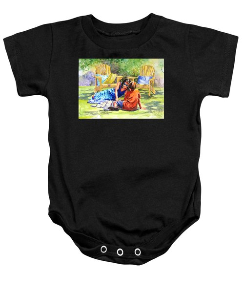 Quality Time Baby Onesie