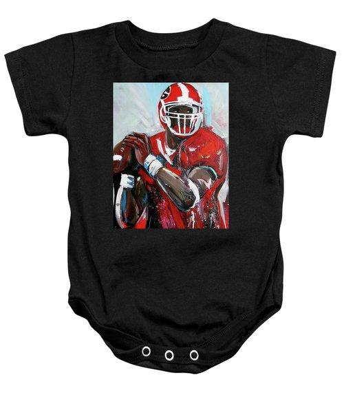 Quarterback Baby Onesie
