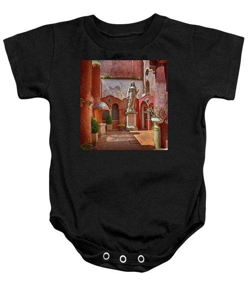 Resplendent Italy Baby Onesie