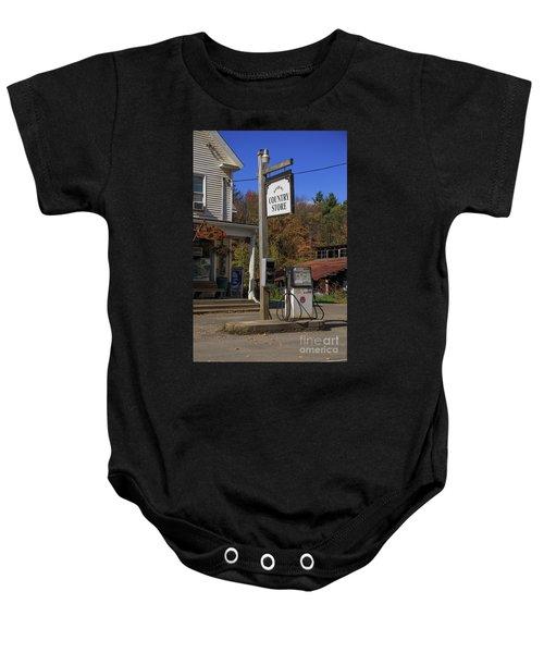 Roxbury Country Store Roxbury Vermont Baby Onesie