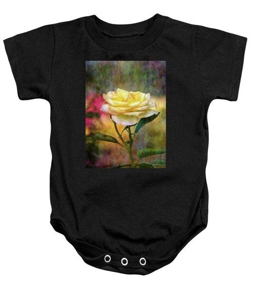 Slight Yellow 5570 Idp_2 Baby Onesie