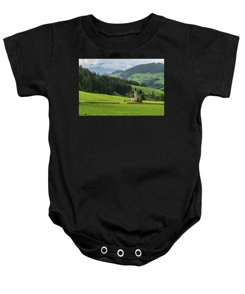 St Johann From The East Baby Onesie