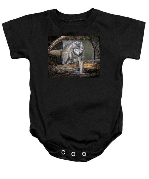 Stepping Over Baby Onesie