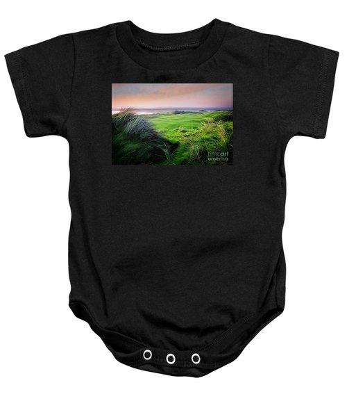 Sunset - Lahinch Baby Onesie