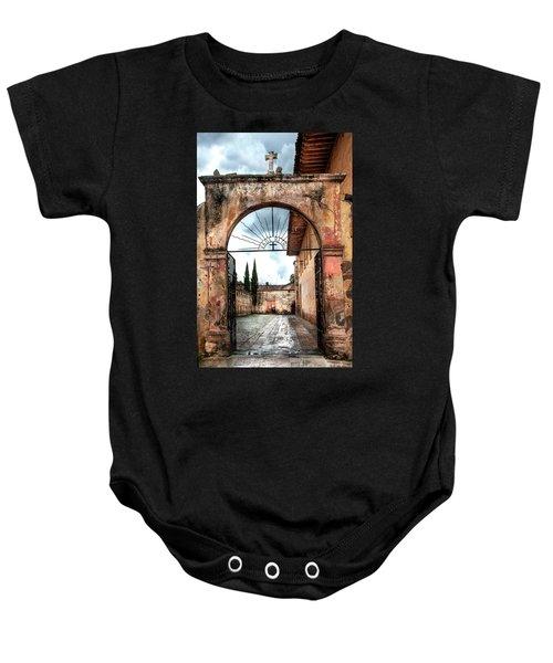 Templo Del Sagrario Baby Onesie