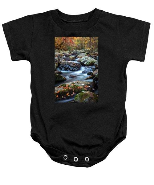 Tennessee Autumn  Baby Onesie
