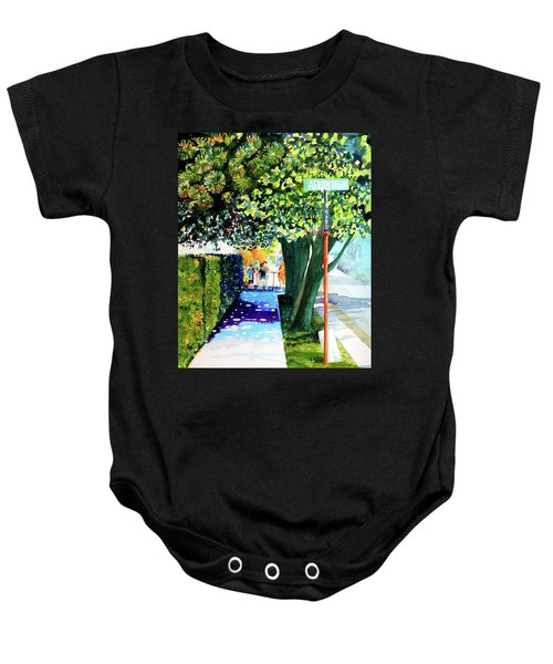The Boys Of Summer Baby Onesie