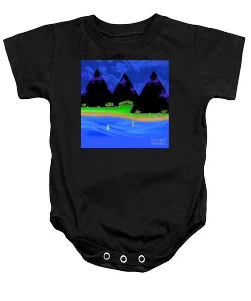 The Gathering Place Baby Onesie