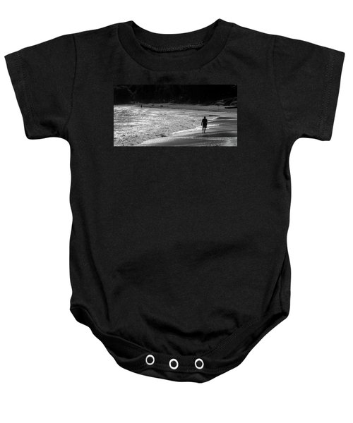 Time To Reflect Baby Onesie