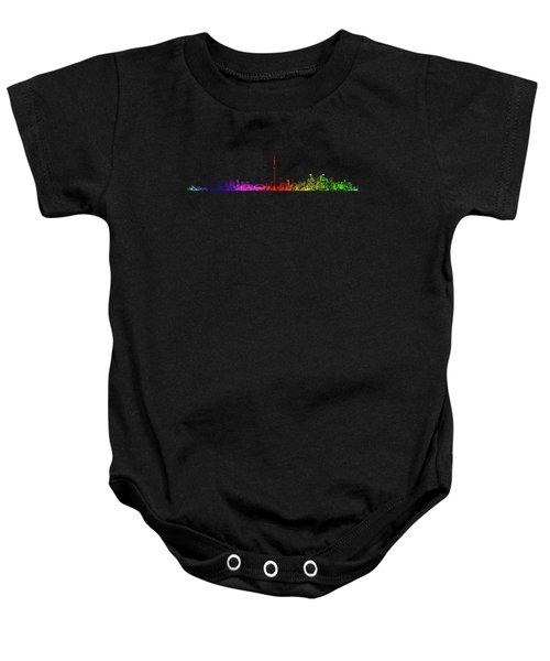 Toronto Rainbow Baby Onesie