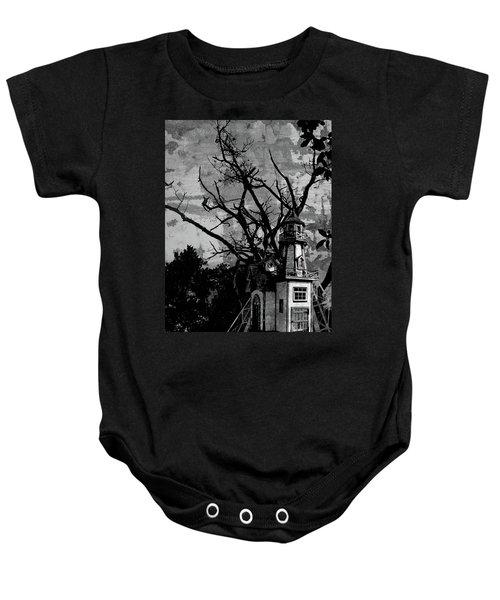Treehouse I Baby Onesie