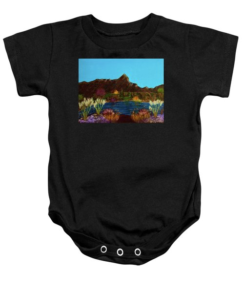 Truth Or Consequences Too Baby Onesie