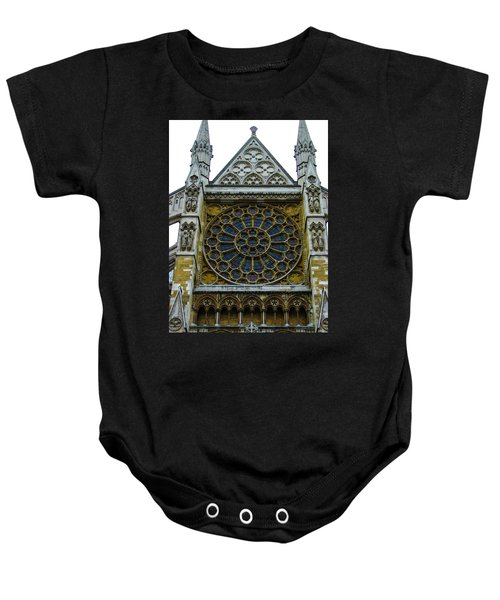 Westminster Abbey 2 Baby Onesie