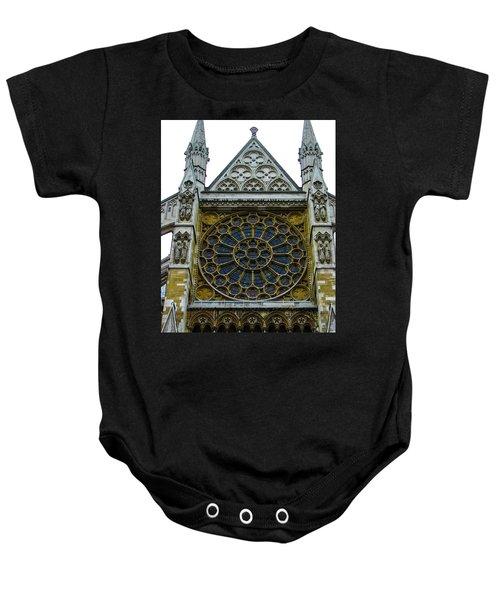 Westminster Abbey 2 Baby Onesie