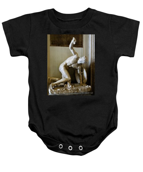 Wounded Warrior Baby Onesie
