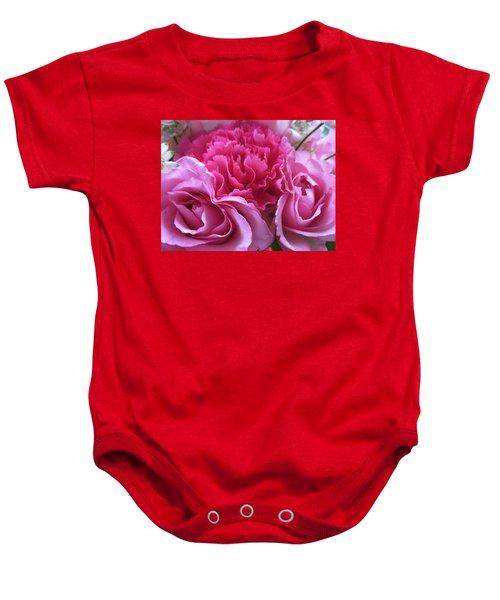 Happy Mothers Day/a Bundle Of Joy Baby Onesie