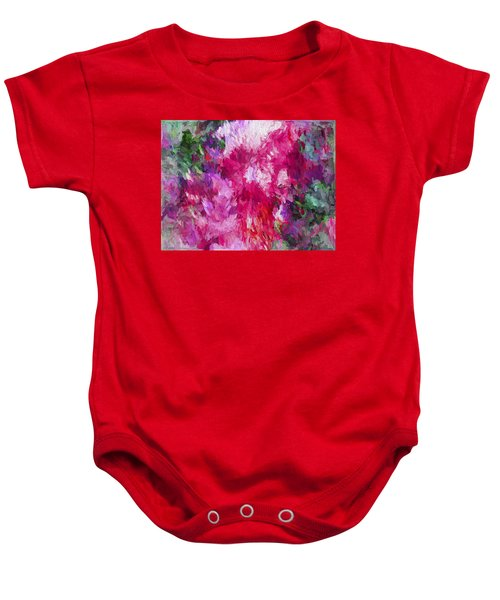 Abstract Artwork 17 Baby Onesie