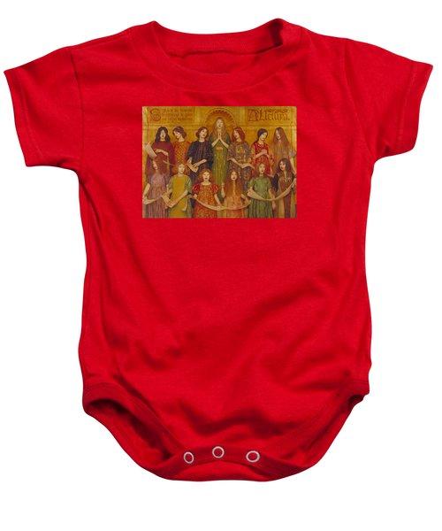 Alleluia Baby Onesie