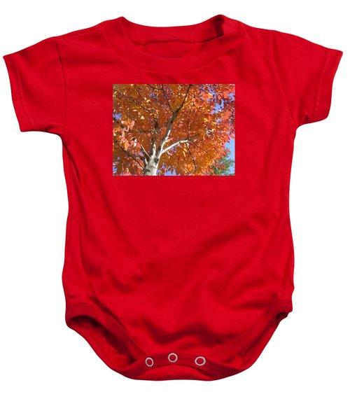 Autumn Aspen Baby Onesie