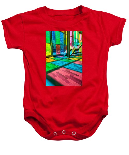 Candy Store Baby Onesie