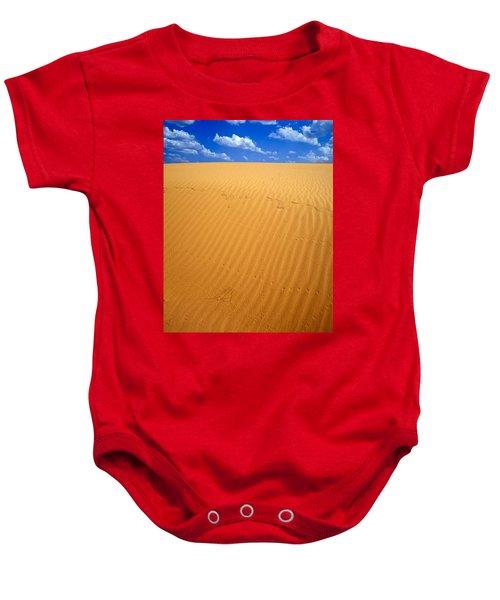 Dunes Baby Onesie