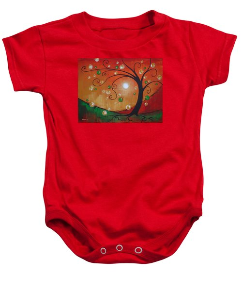 Fairy Tree Baby Onesie