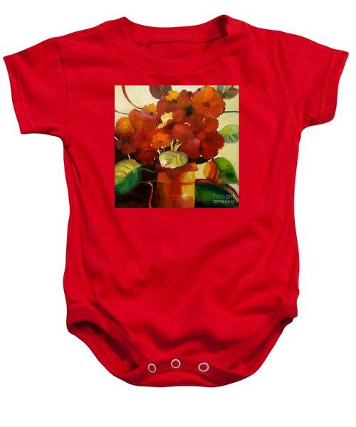Flower Vase No. 3 Baby Onesie